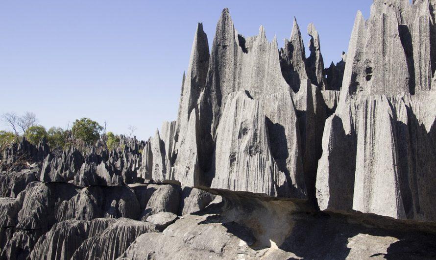 Tour d'Afrique de certains sites naturels et historiques remarquables et incontournables